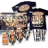 WWE Wrestlemania XXVI 6 Piece Special Deal W/ Adult 2XL Shirt