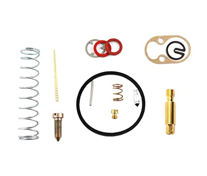 XtremeAmazing Bing Carburetor Carb Rebuild Kit For Puch Moped Maxi Sport  Luxe Newport E50 Magnum MK MKII Cobra 50cc / Murray Sears Free Spirit JC
