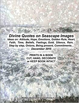 Divine Quotes On Seascape Images Ideas On Attitude Hope Emotions