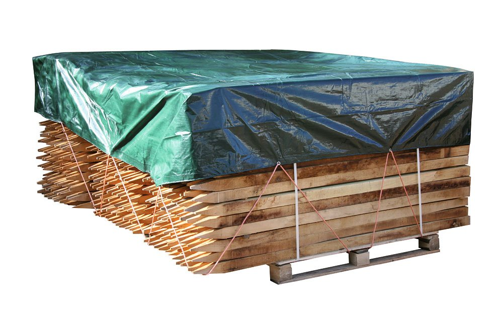 Kerbl PolyGuard 37204 Tarpaulin 210 g/m² / 8 x 10 m by Kerbl