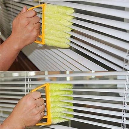 venetian blind cleaner window blind vhll useful microfiber window cleaning brush air conditioner duster cleaner with washable venetian blind blade amazoncom