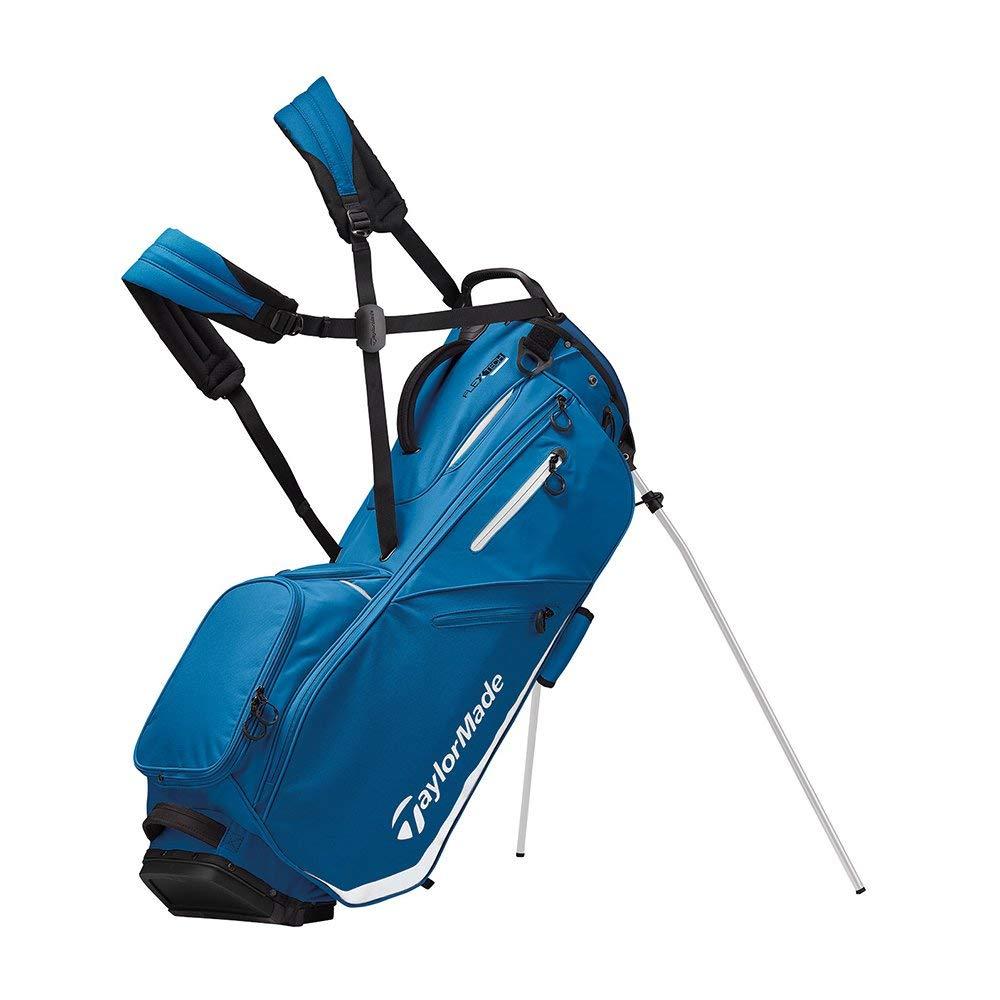 TaylorMade 2019 Flextech Stand Golf Bag, Blue/White