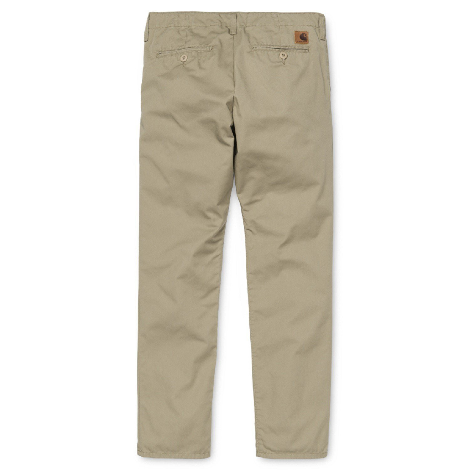 Carhartt Club Pant Leather Rinsed