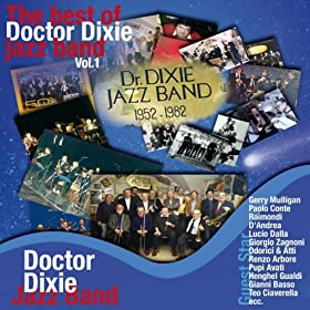 Doctor Dixie Jazz Band - In A Sentimental Mood. Vol. 2