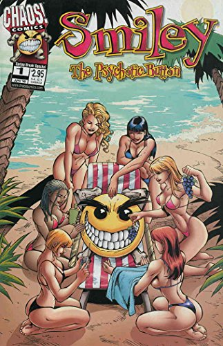 eak #1 VF ; Chaos comic book ()