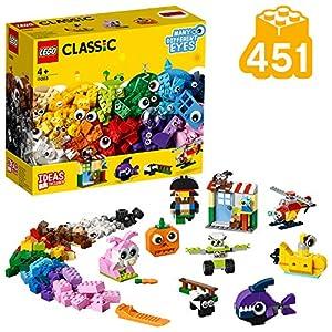 LEGO Classic Bricks and Eyes...