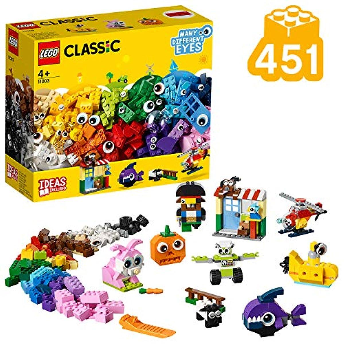 [해외] 레고(LEGO) 클래식 크리에이티브 박스<目のパーツ入り> 11003