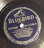 Chattanooga Choo Choo b/w I Know Why (78 RPM single)