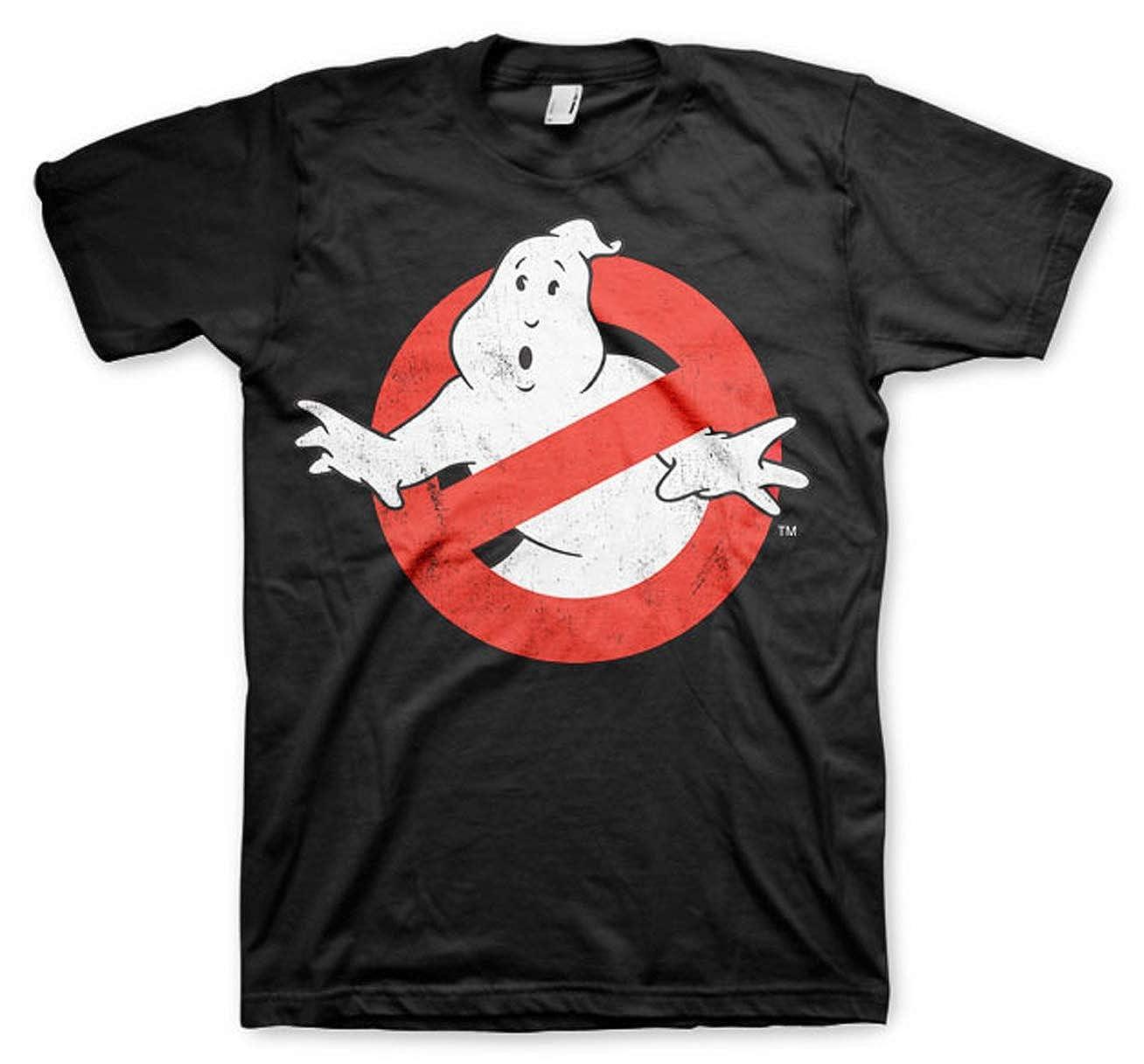 Ghostbusters Logo Bill Murray Dan Aykroyd Tee T-shirt S Unisex
