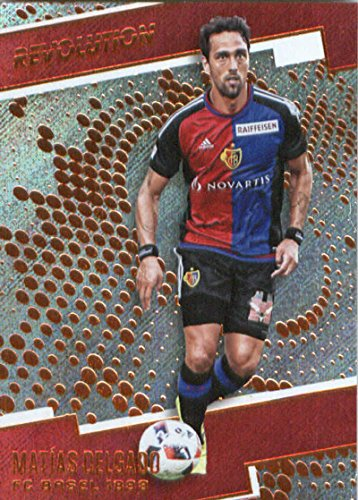 fan products of 2017 Panini Revolution #60 Matias Delgado FC Basel 1893 Soccer Card