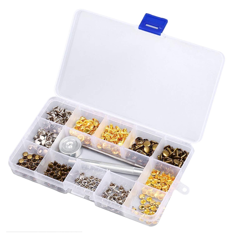 Piece-45 1//8 x 1//2 Hard-to-Find Fastener 014973295172 Steel Pop Rivets