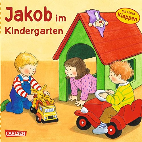 Jakob im Kindergarten (Kleiner Jakob)