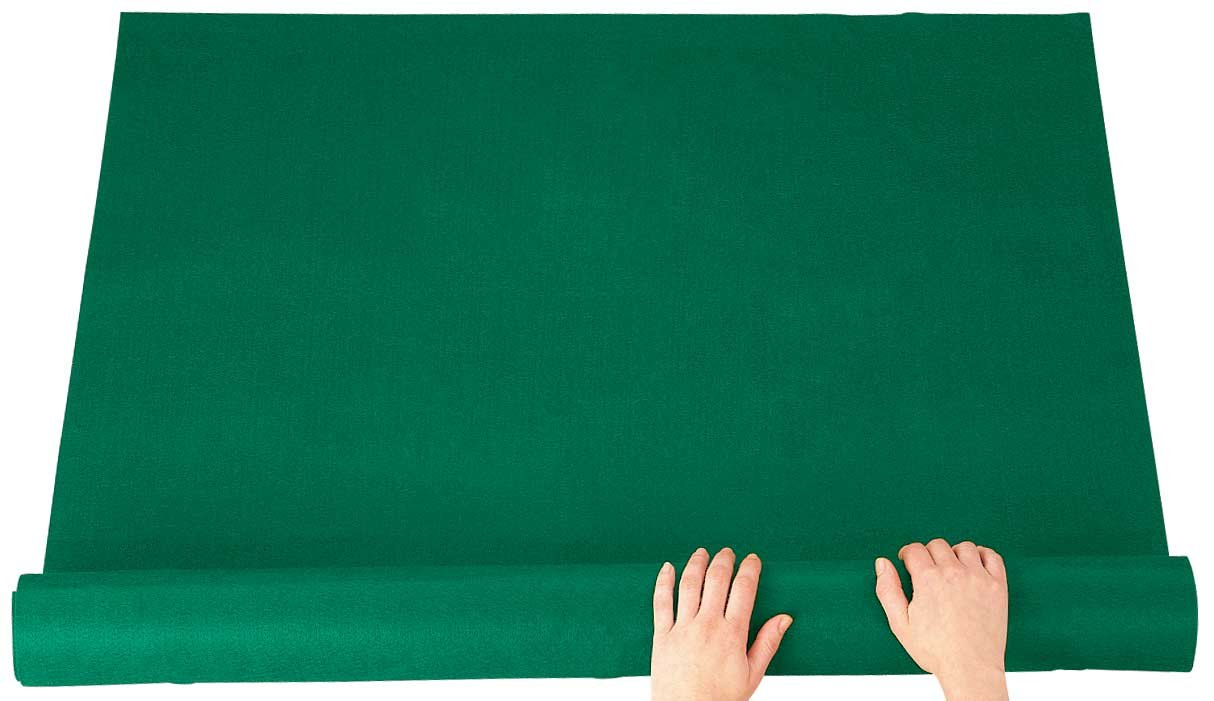 Miles Kimball Roll Up Jigsaw Puzzle, Small, Green