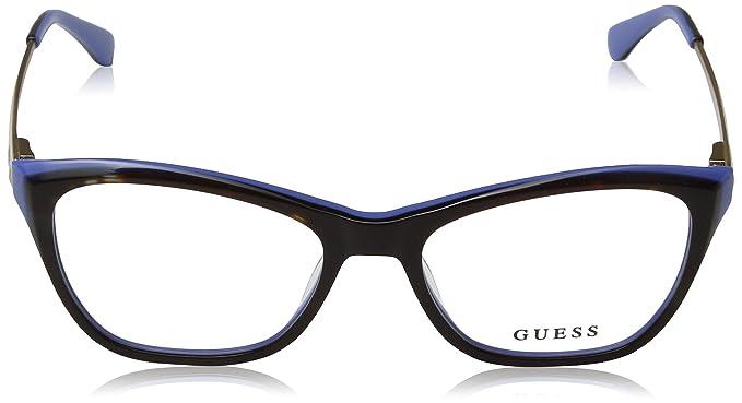 Guess GU2604 092 52, Lunettes de Soleil Mixte Adulte, Bleu (Blu)   Amazon.fr  Vêtements et accessoires 5ee034ad6ab0