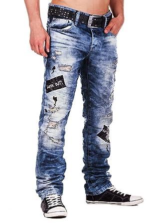 Mens Jeans Cipo & Baxx CnObBrN5c