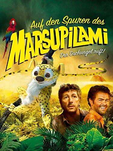 Auf den Spuren des Marsupilami Film