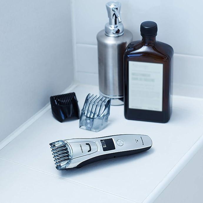 Panasonic 松下 ER-GB80-S 可水洗 电动胡须毛发修剪器 5折$49.99 海淘转运到手约¥381