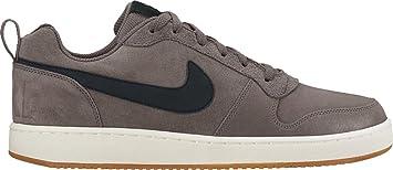 Nike Court Borough dark Low Prem - dark Borough mushroom/black-sail-gum l f817a9