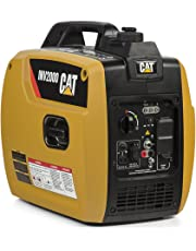 Cat 522-2700 INV2000-1800 Running Watts/2250 Starting Watts Gas Powered Inverter Generator, Yellow