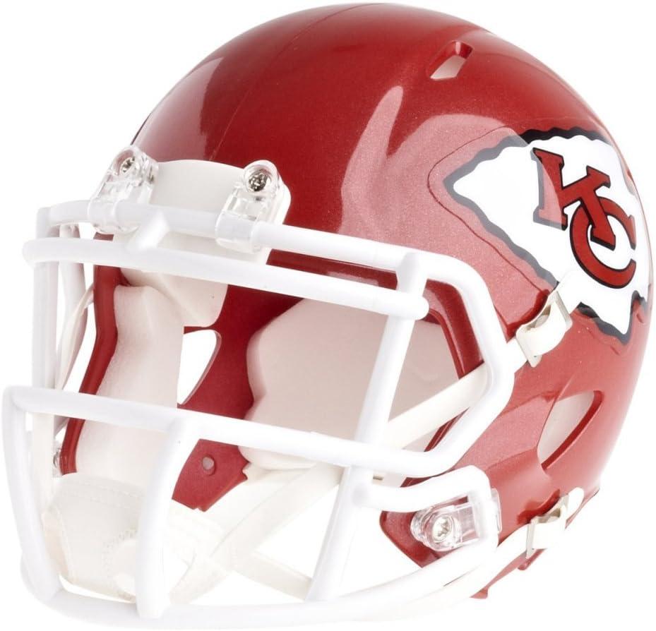 NFL Kansas City Chiefs Replica Mini Football Helmet : Nfl Replica Mini Helmets : Sports & Outdoors