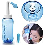 Lovetree Yoga Nasal Wash Pot Device Rinsing Nose Wash System for Allergic Rhinitis Treatment Nose Care,300ml