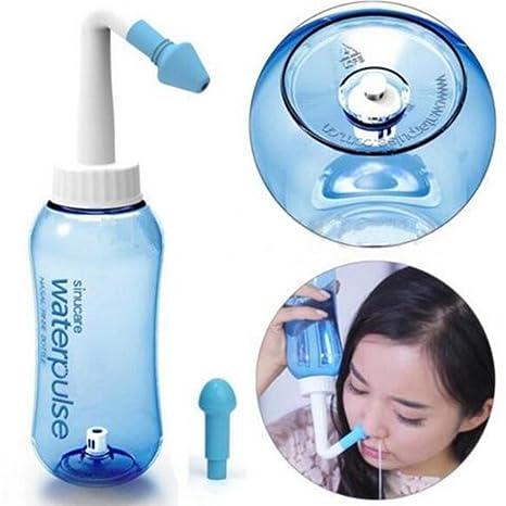 Dispositivo Yoga para lavado nasal, rinitis alérgica, cuidado de la nariz, sistema de lavado, 300 ml, de LoveTree
