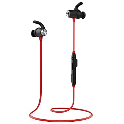 Wireless Bluetooth Headphones, dodocool 4.1 Magnetic Stereo Sports Earbuds in-Ear IPX6 Waterproof Earphones