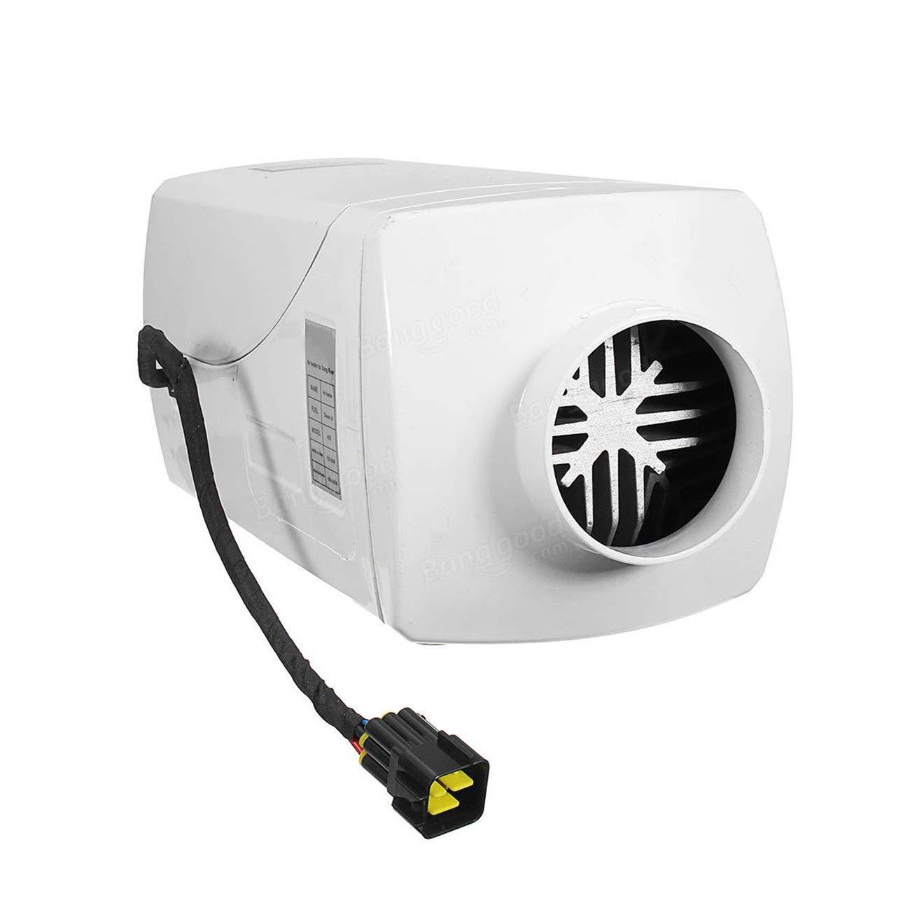 LasVogos 8kw / 12v sola LCD Con Control remoto Silenciador Silenciador Silenciador Diesel Control calentador de aire ec24a4