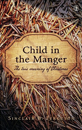 Child in the Manger: The True Meaning of Christmas (Meaning Manger Christmas)