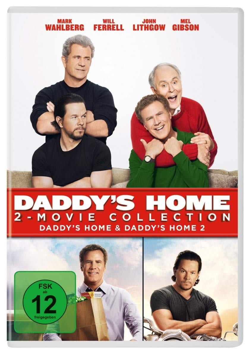 Daddy's Home - 2-Movie Collection [DVD] [2017]