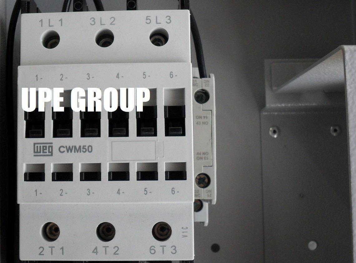 Motor Starter 15hp 3ph 230V magnetic starter control from GE ... on