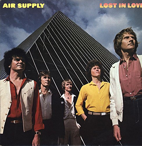Air Supply - Lost In Love - Wizard Records , Big Time Phonograph Recording Co. ()
