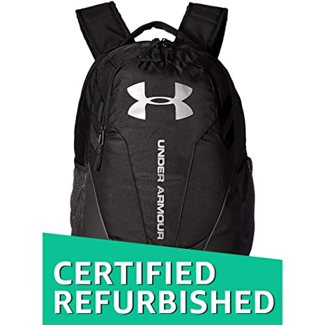 e0d586a8f773 (CERTIFIED REFURBISHED) Under Armour 30 Ltrs Penta Pink Graphite Graphite  Laptop Backpack
