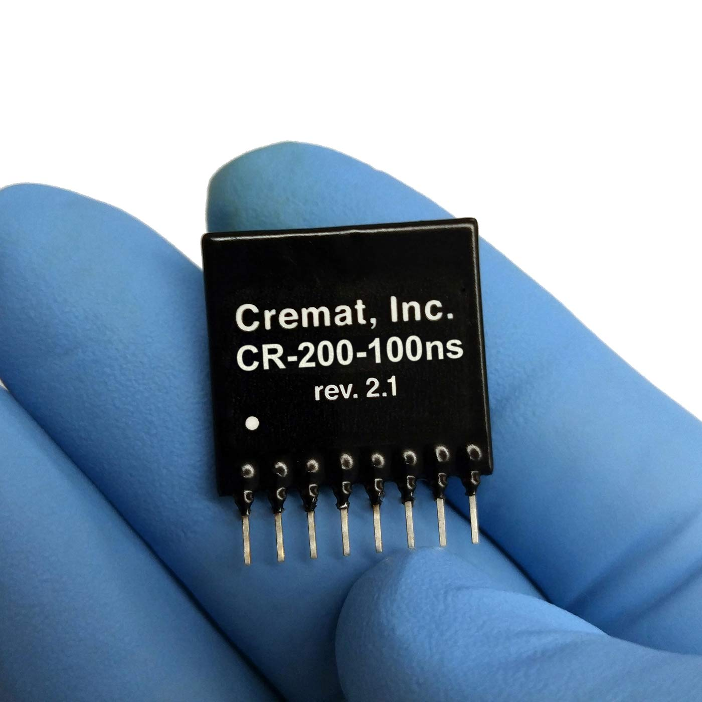 CR-200-100ns-R2.1 Shaping Amplifier Module, 100ns Shaping time