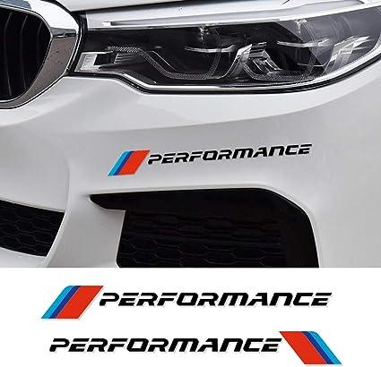 Charminhorse Pegatinas para Falda Lateral de BMW e46 e39 e60 e90 e36 f30 f10 x 5 e53 e70 e34 e30 f20 f15 g30 (2 Unidades): Amazon.es: Coche y moto