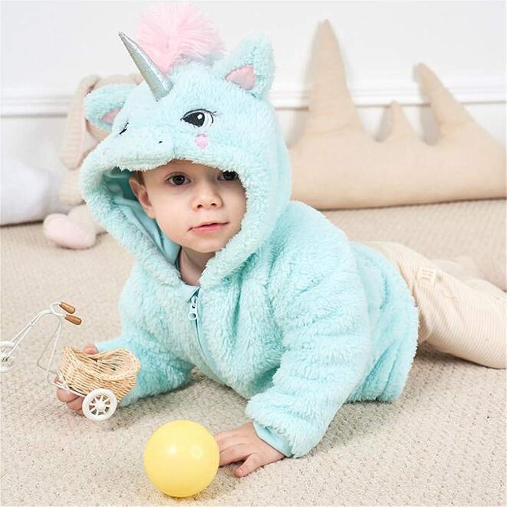 Amazon.com: Chaqueta con capucha unisex de unicornio para ...