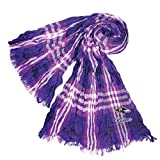 Littlearth NFL Baltimore Ravens Sheer Infinity Plaid Scarf