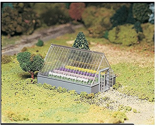 Review Bachmann Industries GreenHouse with