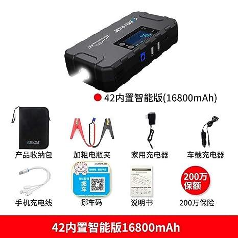 Arrancador de coches cargador baterias coche Arranque De ...
