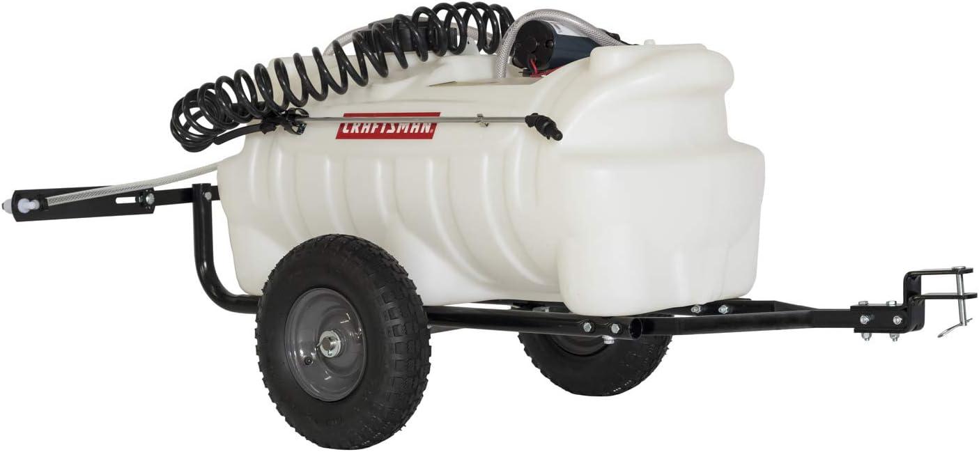 Craftsman 25-Gallon Tow Sprayer
