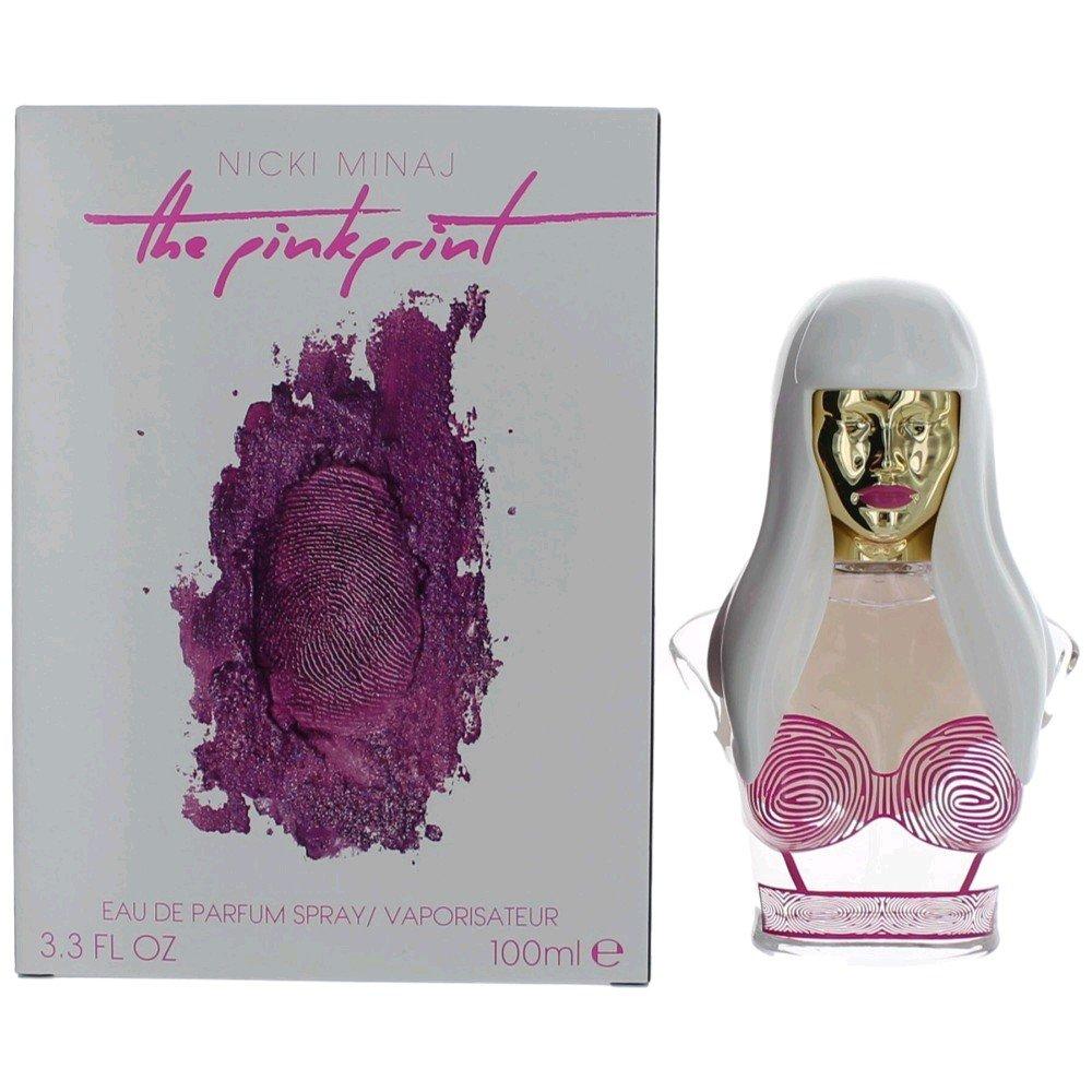 Nicki Minaj The Pink Print 100ml/3.3oz Eau De Parfum Spray EDP Perfume for Women Elizabeth Arden NIMTPPF0110002