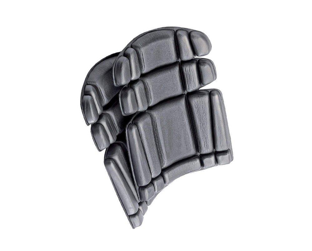 1 paire de genouillères genouillères genouillères en mousse flexible pour pantalon de travail, pantalon Salopette 50f506