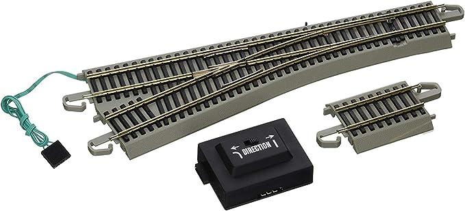 Bachmann Trains EZ Track 4 1//2 Straight 4 PC