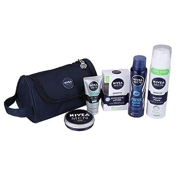 2067ea8419 Nivea Men Grooming Kit with Free Kit Bag  Amazon.in  Beauty
