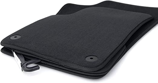 Fußmatten Passend Für Up Velours Automatten Stoffmatten 4 Teilig Schwarz Auto