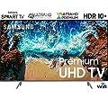 "Samsung UN82NU8000 82"" NU8000 Smart 4K UHD TV (2018 Model) – (Certified Refurbished)"