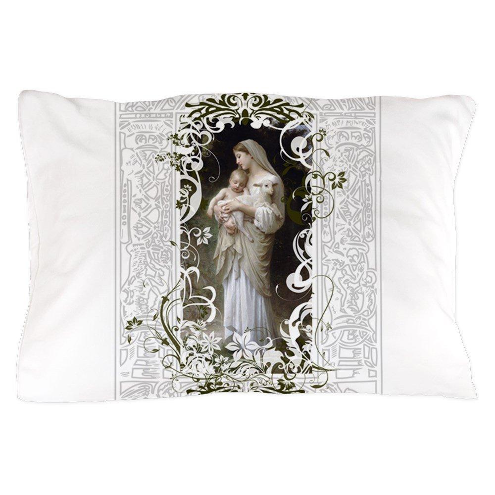 CafePress - Innocence - Standard Size Pillow Case, 20''x30'' Pillow Cover, Unique Pillow Slip