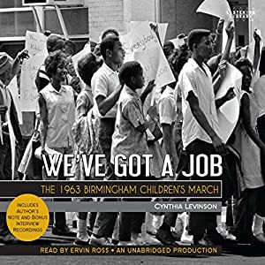 We've Got a Job Audiobook