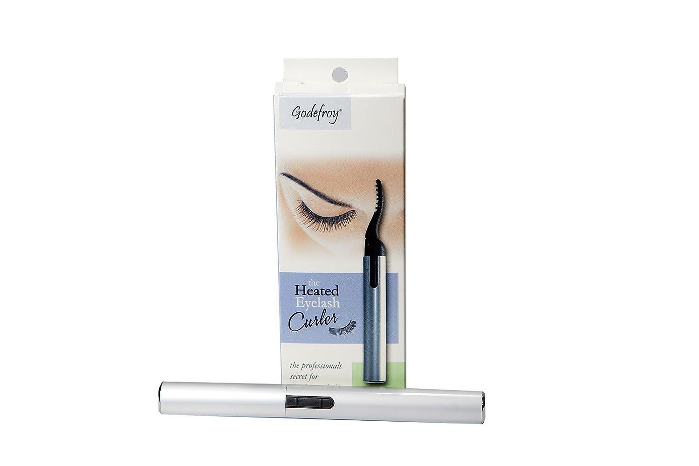 Amazon Godefroy Godefroy Heated Eyelash Curler Beauty