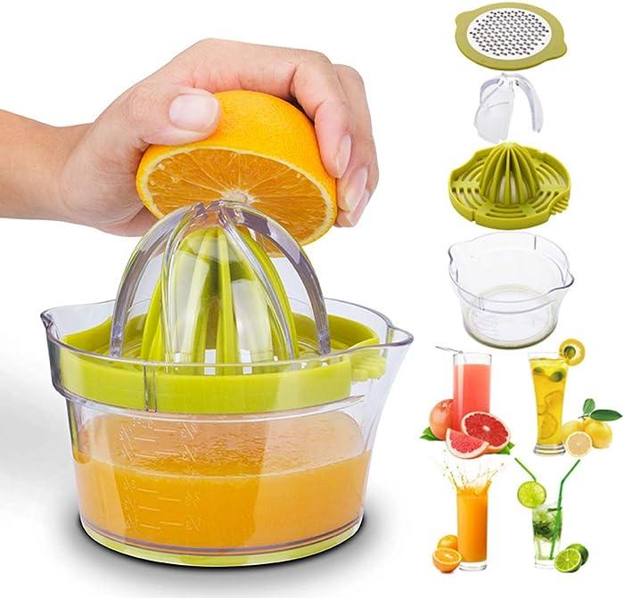 Top 10 Organic Juicer